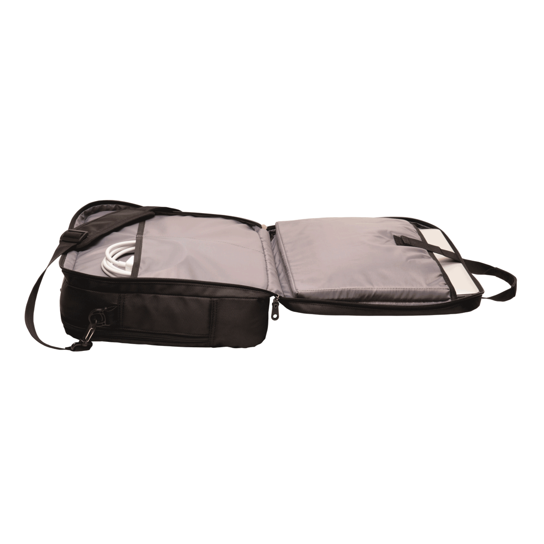Laptop Briefcase Messenger - BTO1028-B
