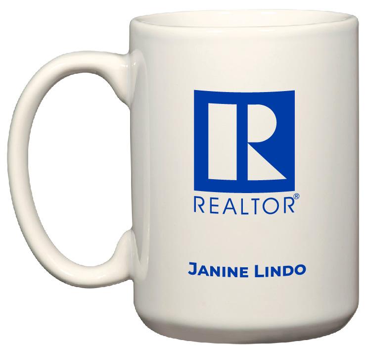 REALTOR® Logo with Name - Both Sides