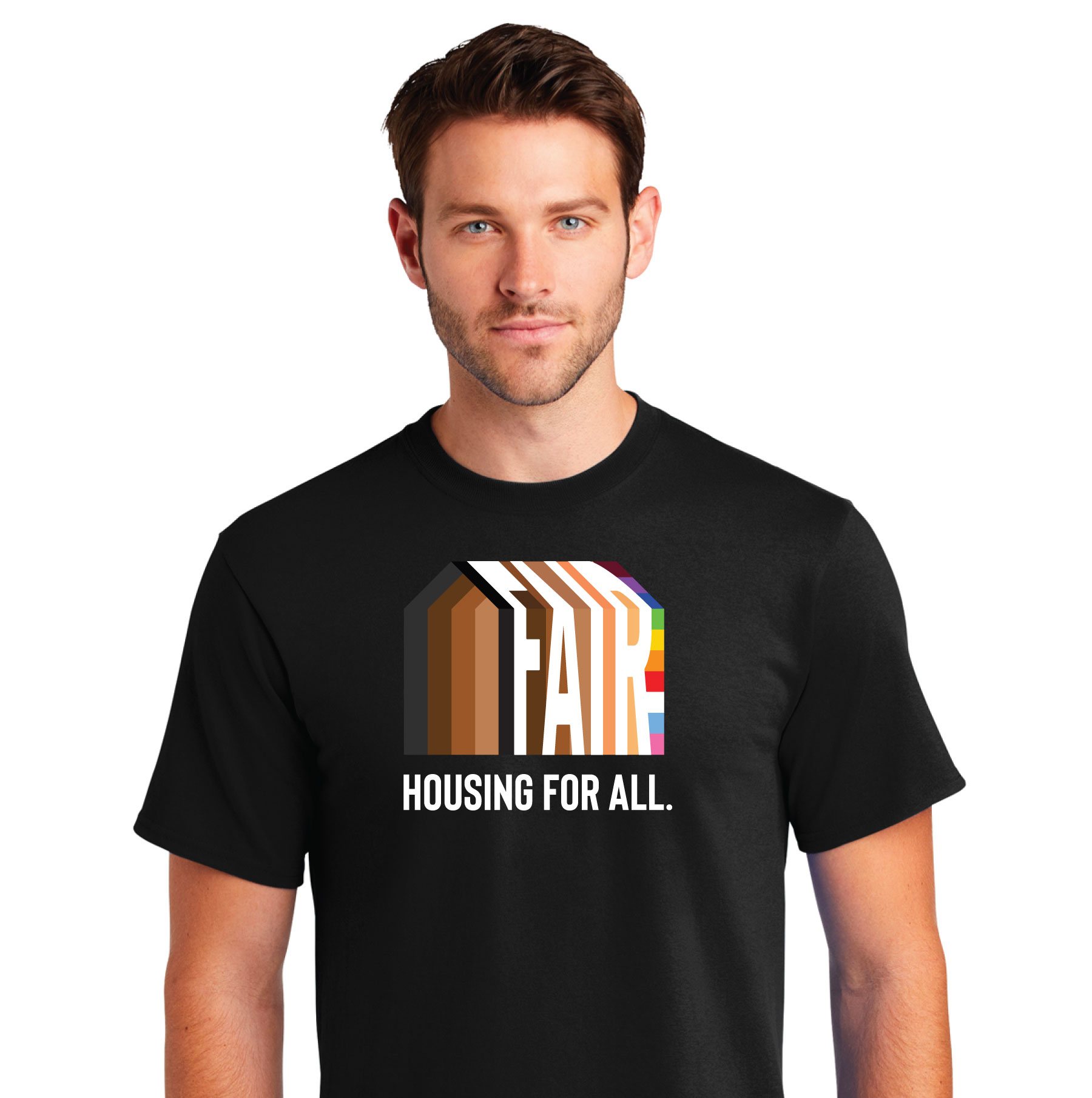 Fair Housing Men's Tee Shirt - FH1000