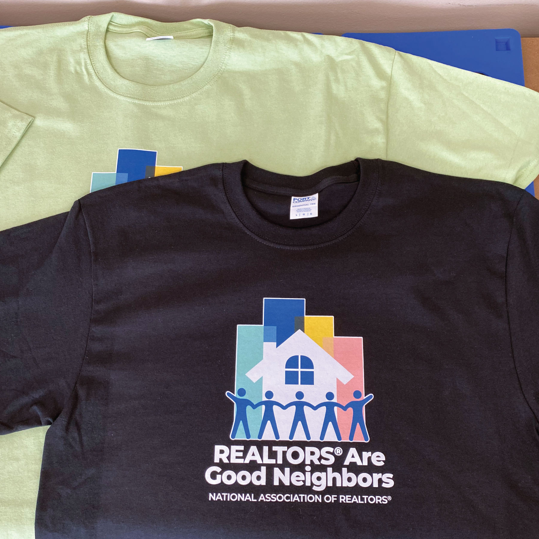 """REALTORS® Are Good Neighbors"" Tee Shirt - RCG1149"