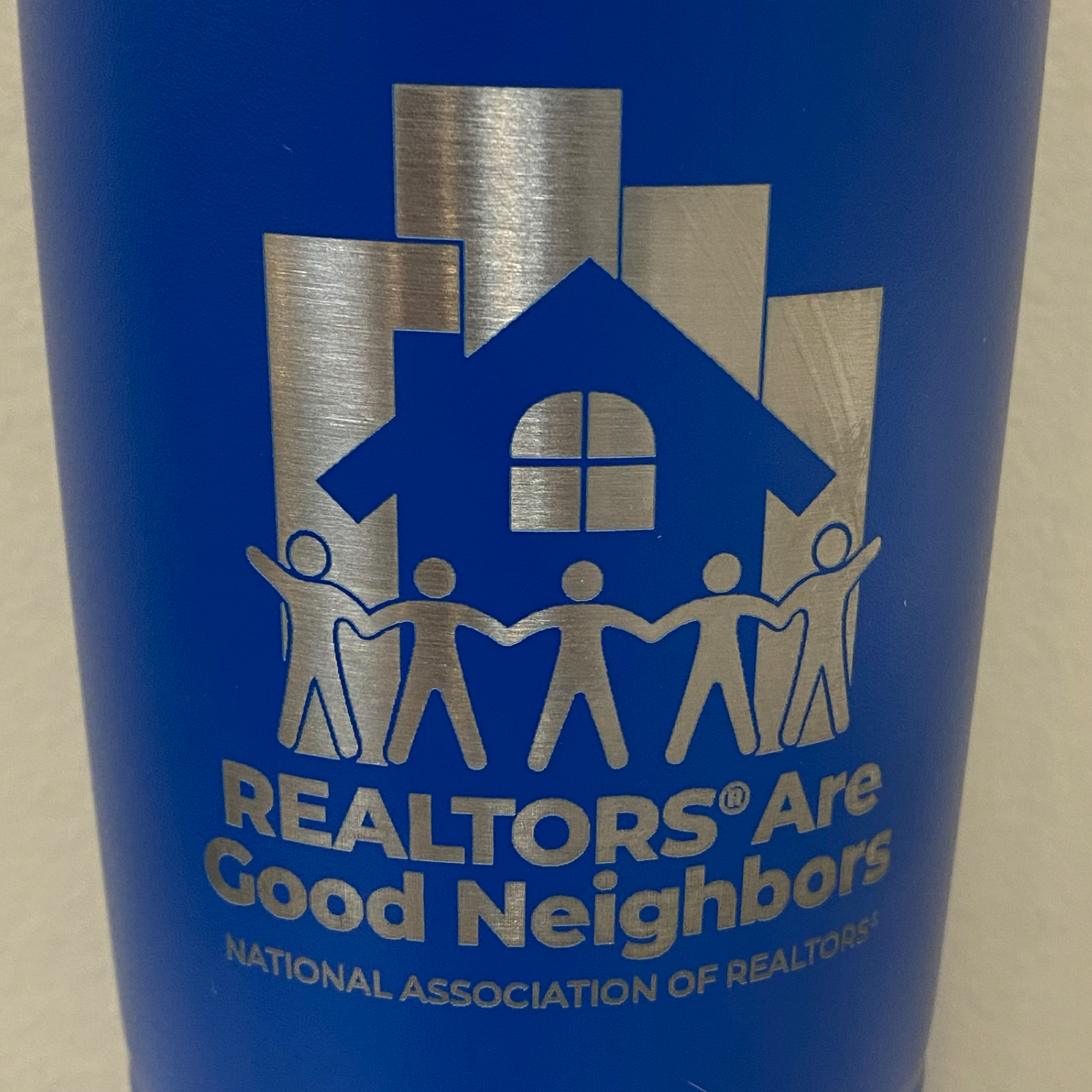 """""""REALTORS® Are Good Neighbors"""" Insulated 20 oz Tumbler with Lid - RTS4910"""