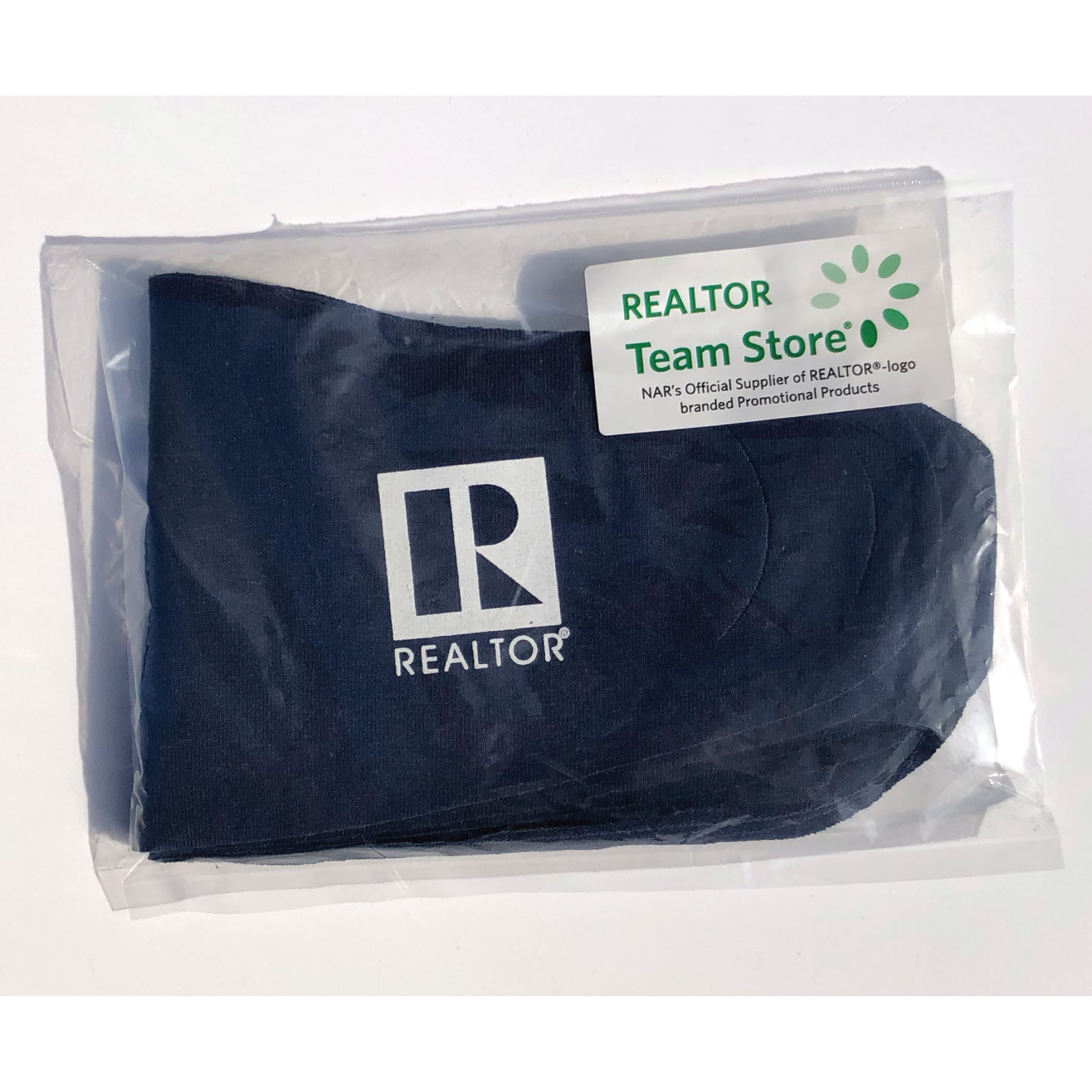 In Stock: Logo Economy Face Covering (10 pieces) - RTS4753