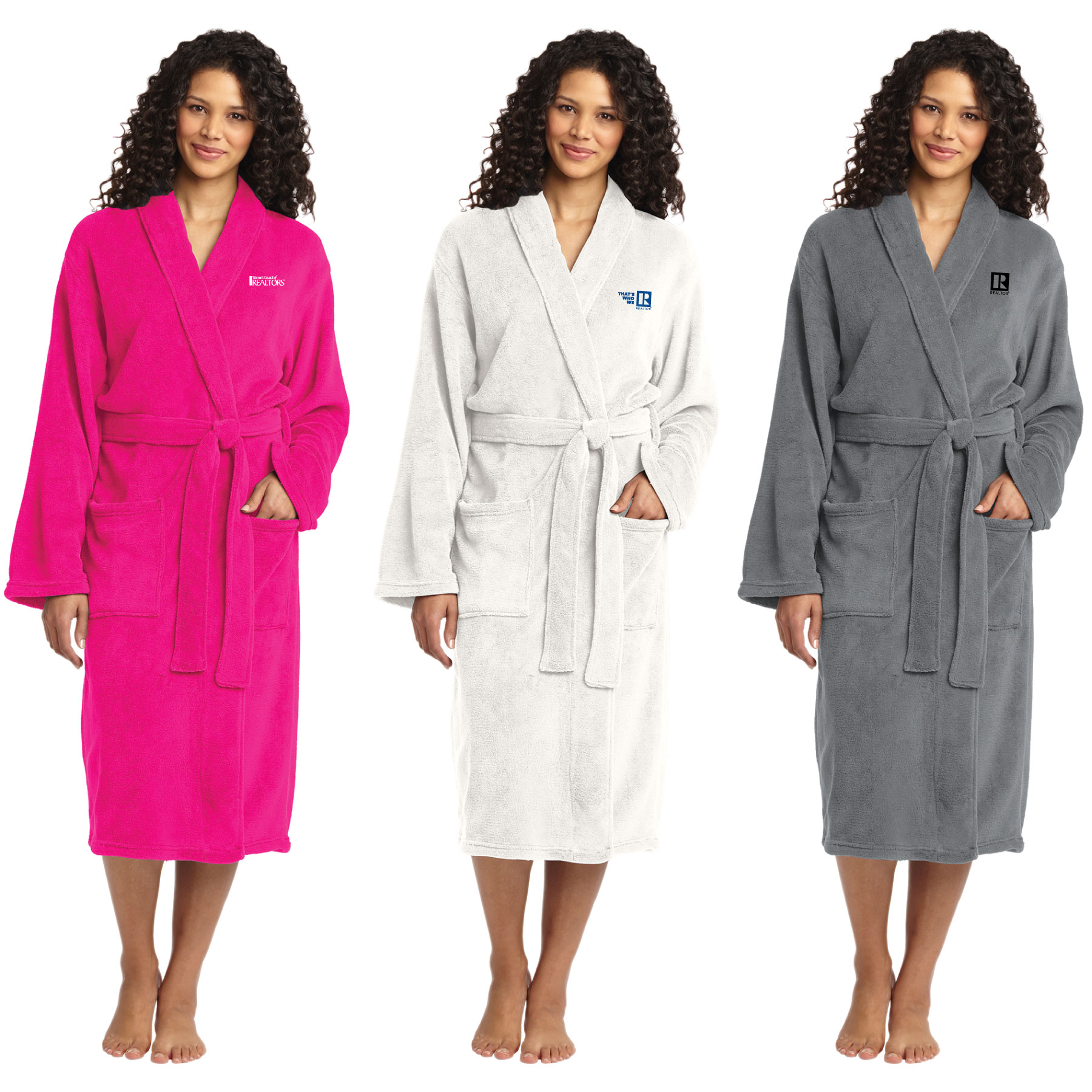 Stratton Plush Unisex Shawl Collar Robe Robes,Terry,Baths,Bathrobes,Sleep,Dry,Dries