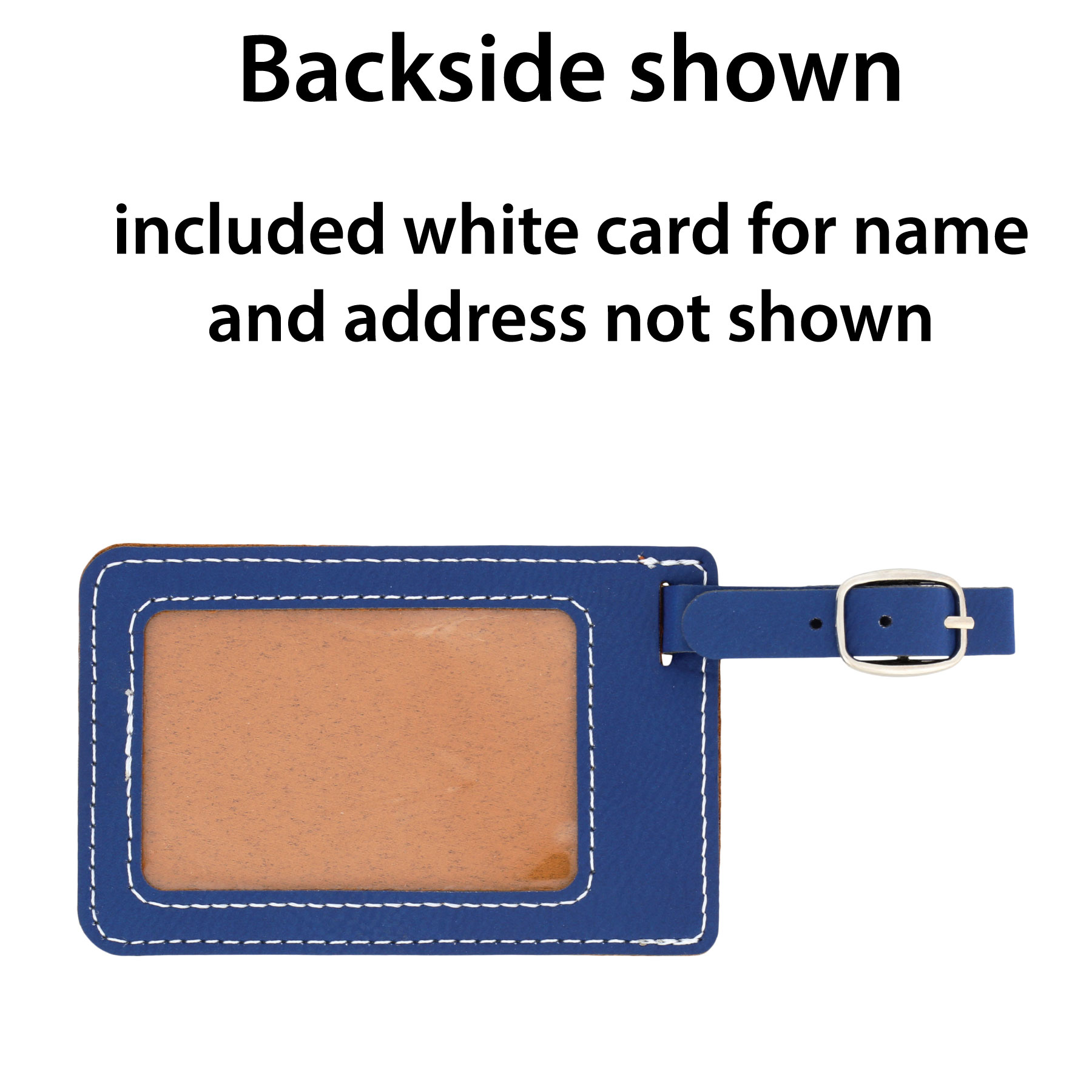 Normandy Luggage Tag - RTS4915