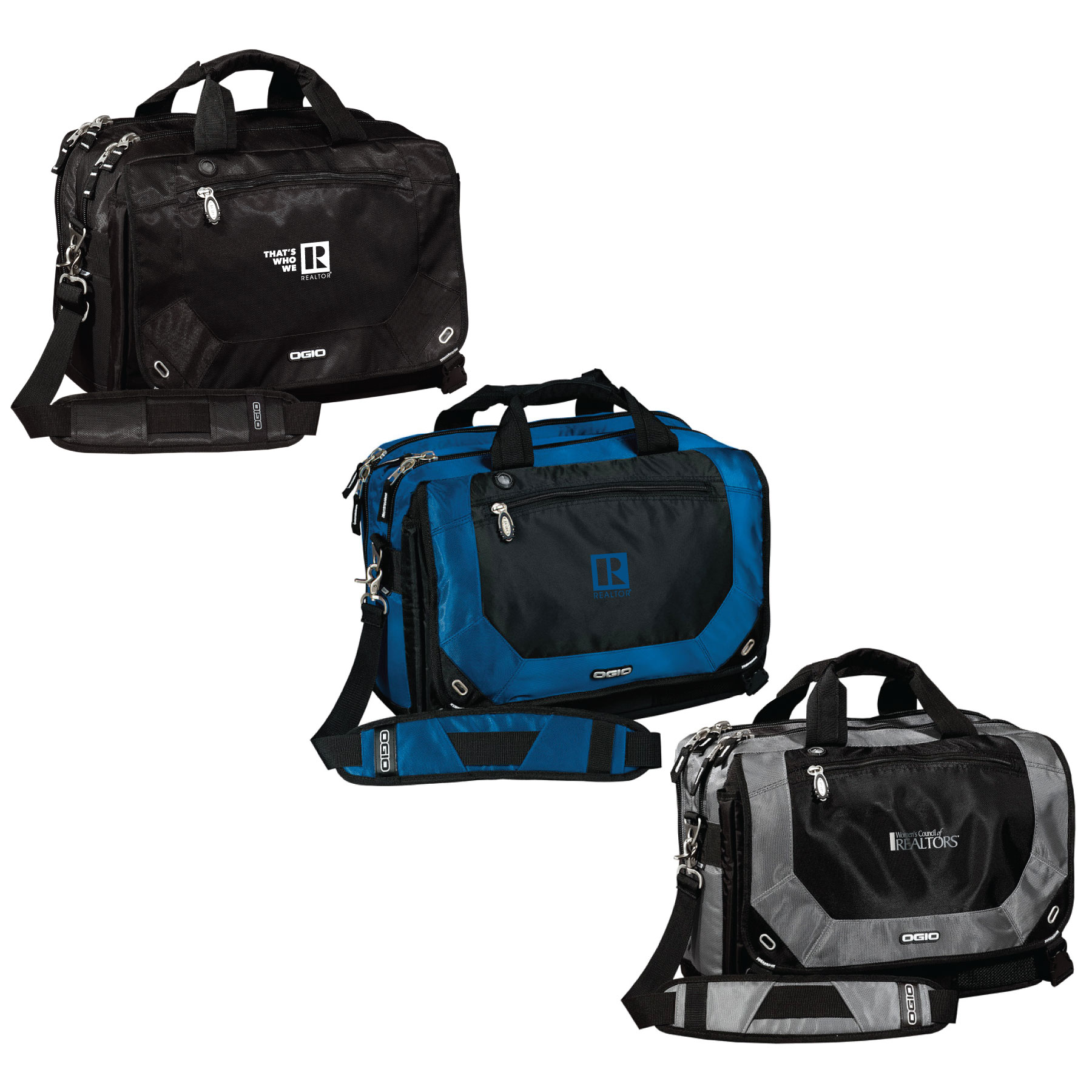 City OGIO® Corporate Messenger Bag Messengers,Commuters,Flaps,Compatments,Attaches,Bags,Shoulders