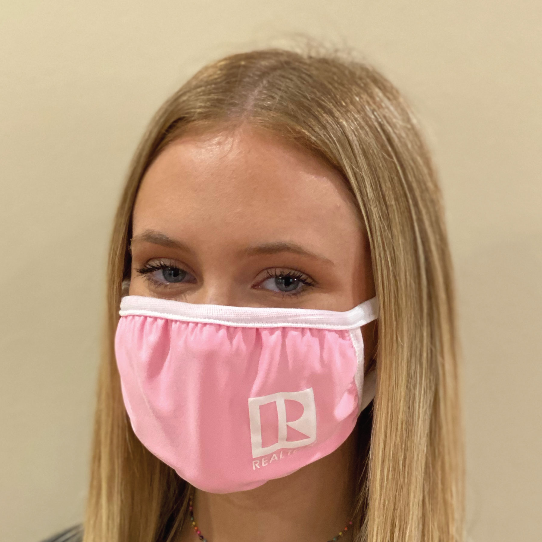 In Stock: Pinky 2 Layer Mask - RTS4792