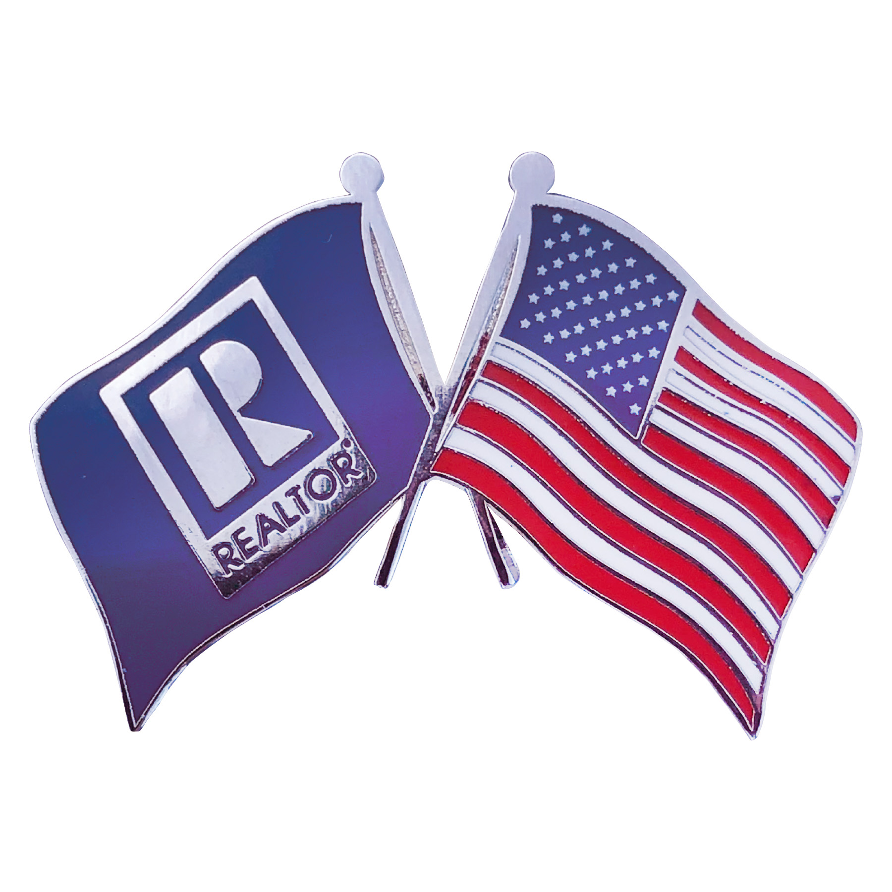 Flying Flags Pin Flags,Poles,Staffs,USA,Americas,National