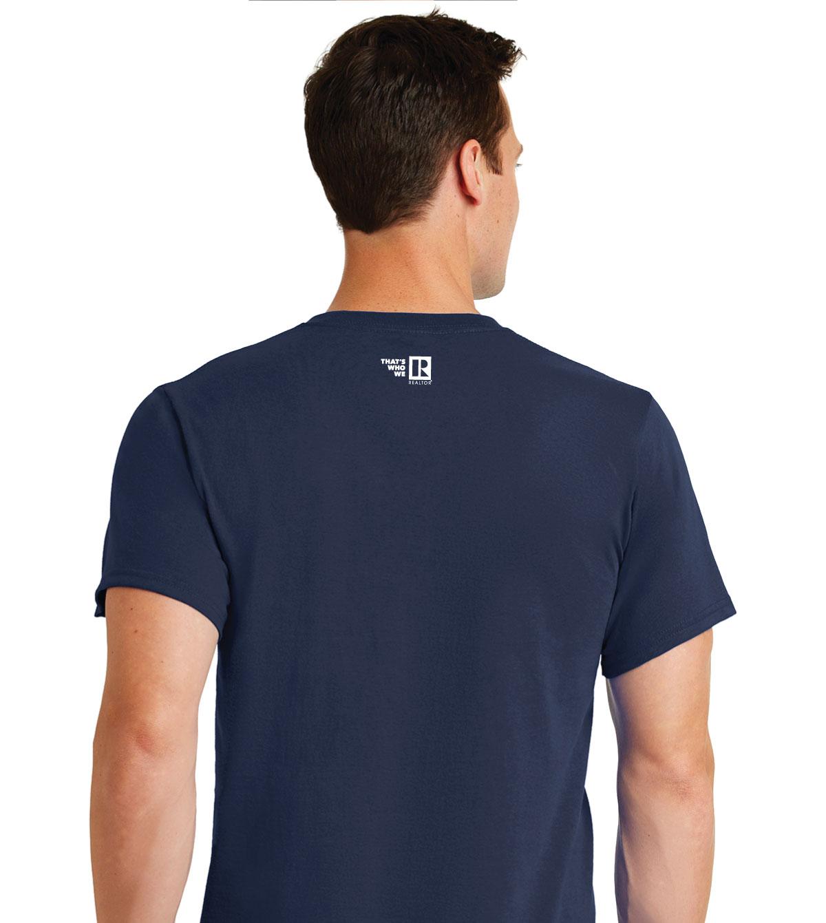 REALTOR® Pride Tee Shirt - RCG1141