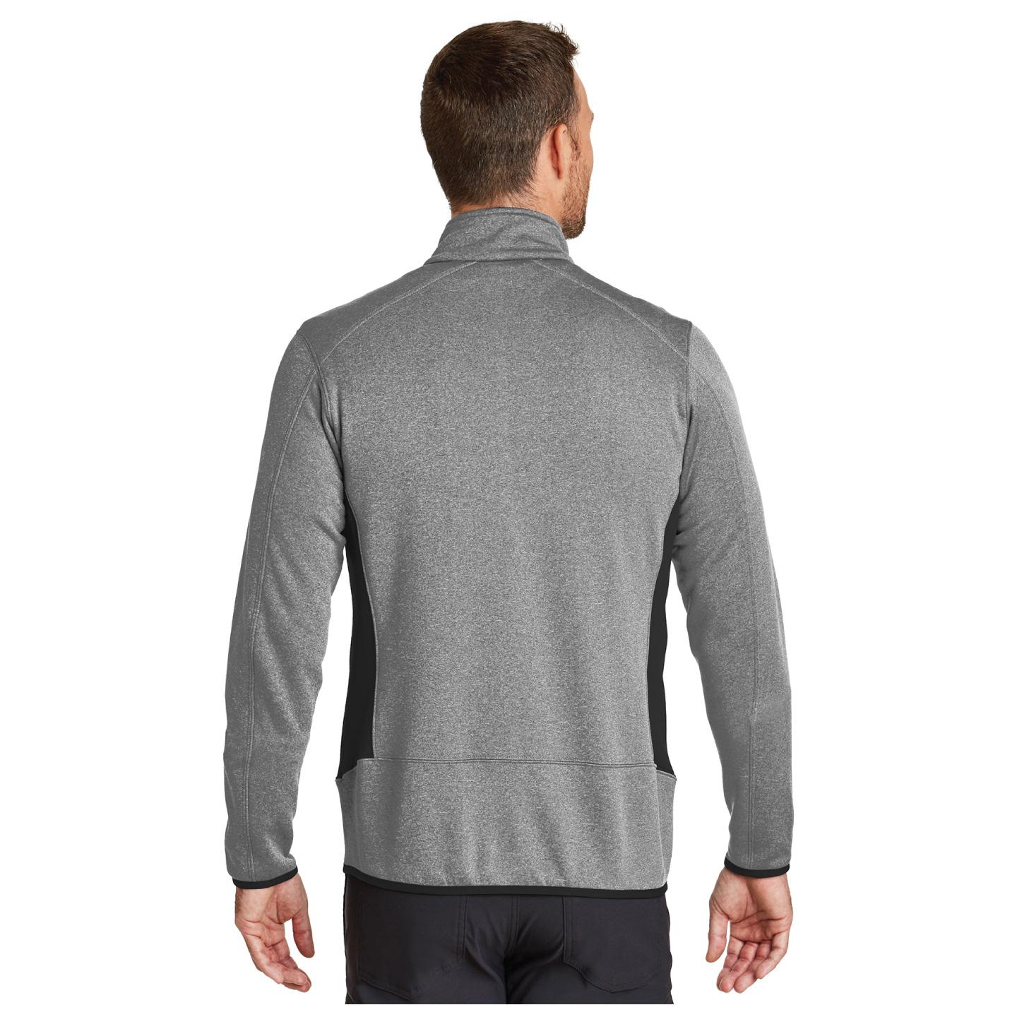"""That's Who We R"" Men's Eddie Bauer Fleece Jacket - RCG3821"