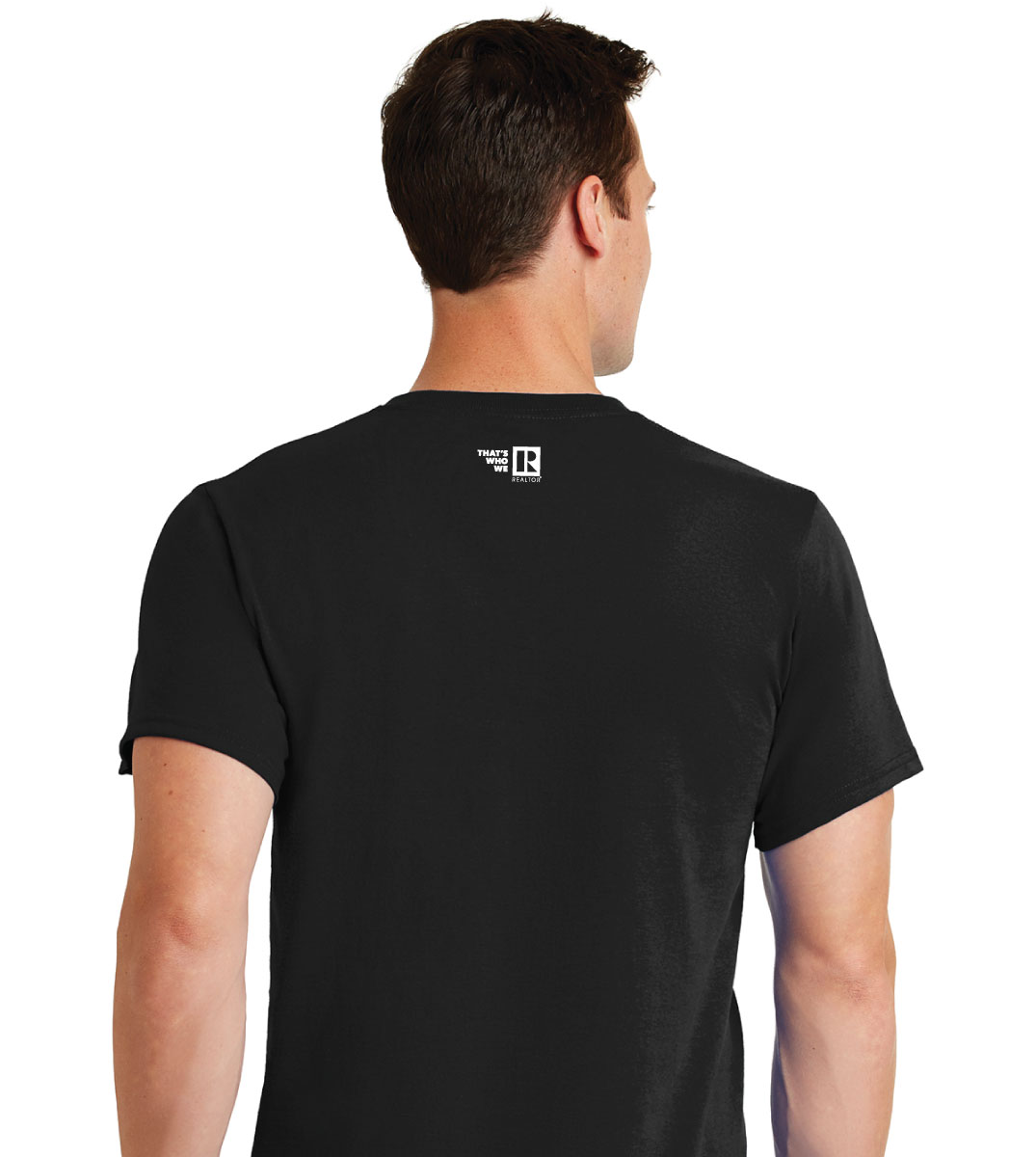 """That R Stands for REALTOR®"" Value Tee Shirt - RCG1139"