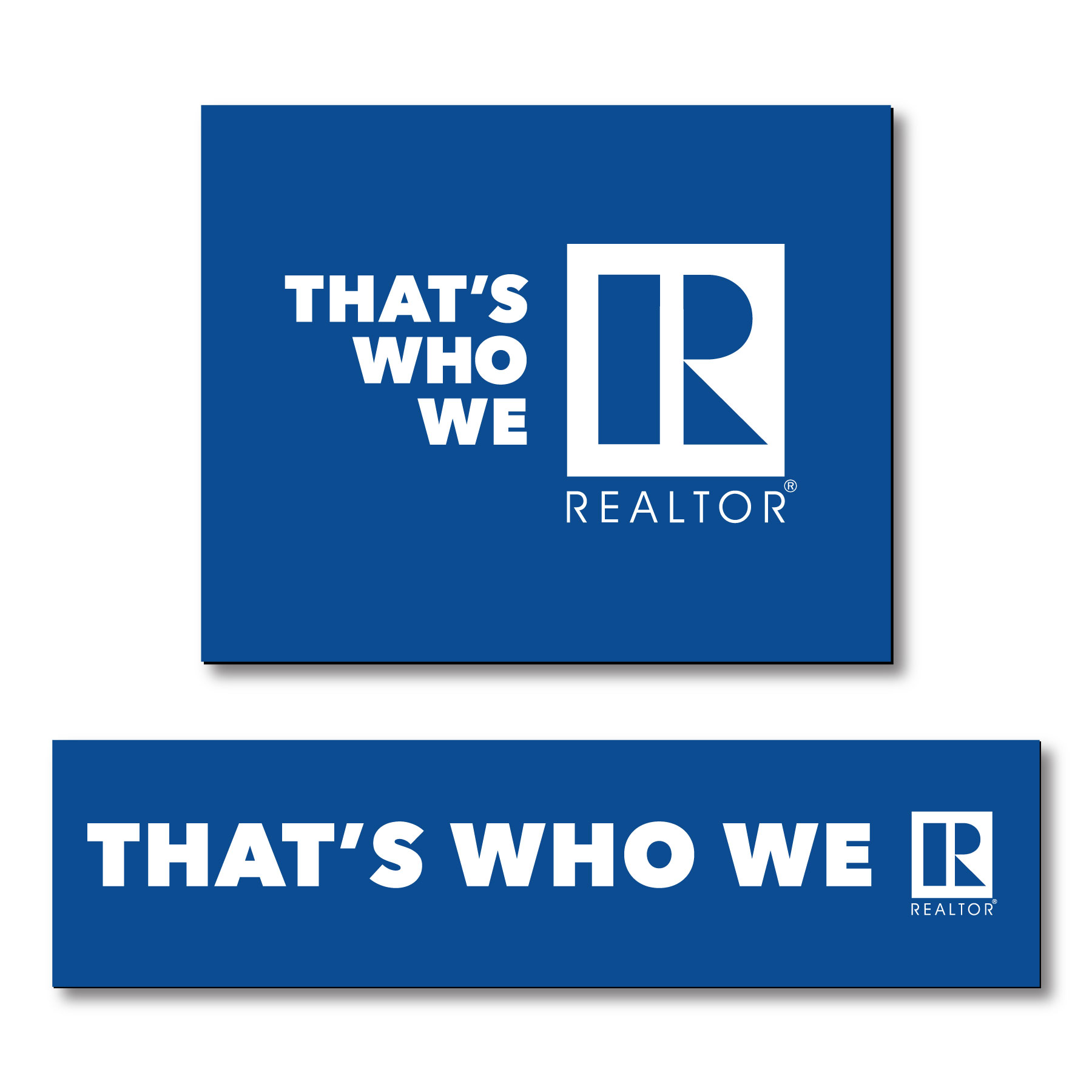 """That's Who We R"" Car Magnets twwr,ThatsWhoWeR,That's,TWWR,ThatWho,That'sWho,Twwr,Thats,Whos,We,Ares,Magnets,Magents,Mags,Stickies,Sticky,cars,automobiles,autos,doors"