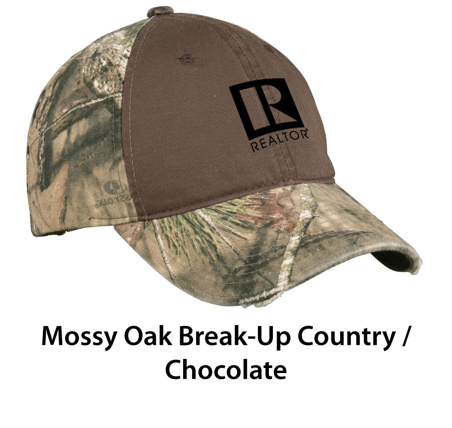 Mossy Oak Break-Up Country/ Chocolate