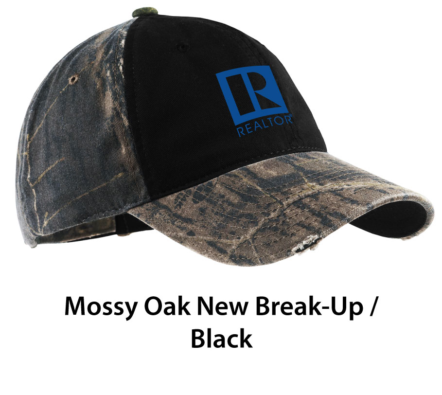 Mossy Oak New Break-Up/ Black