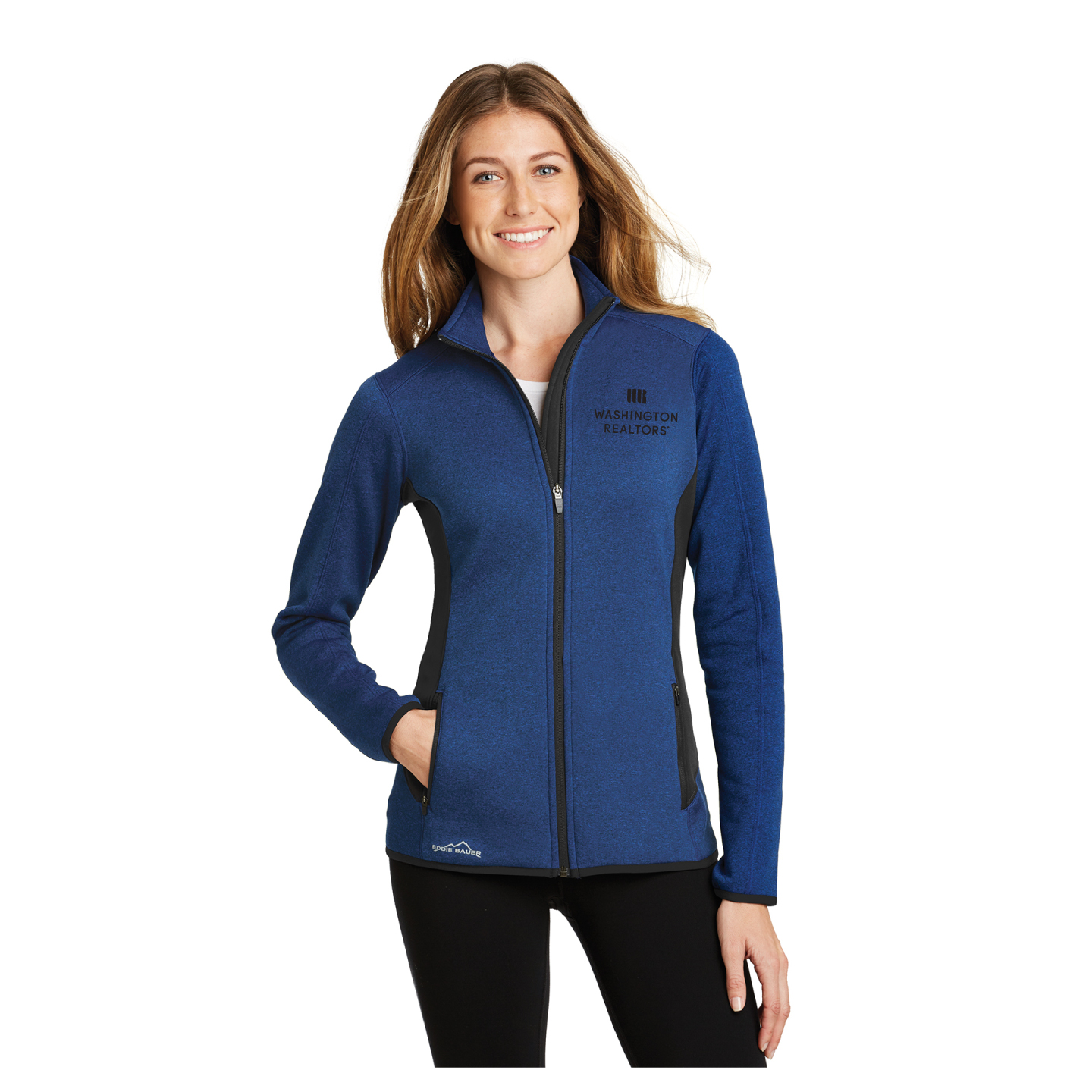 Washington REALTORS® Ladies Eddie Bauer Fleece Jacket