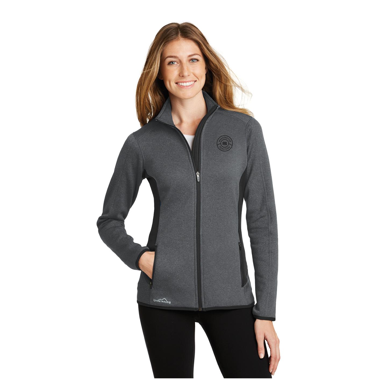 Washington REALTORS® Ladies Eddie Bauer Fleece Jacket  - RCL4113WA