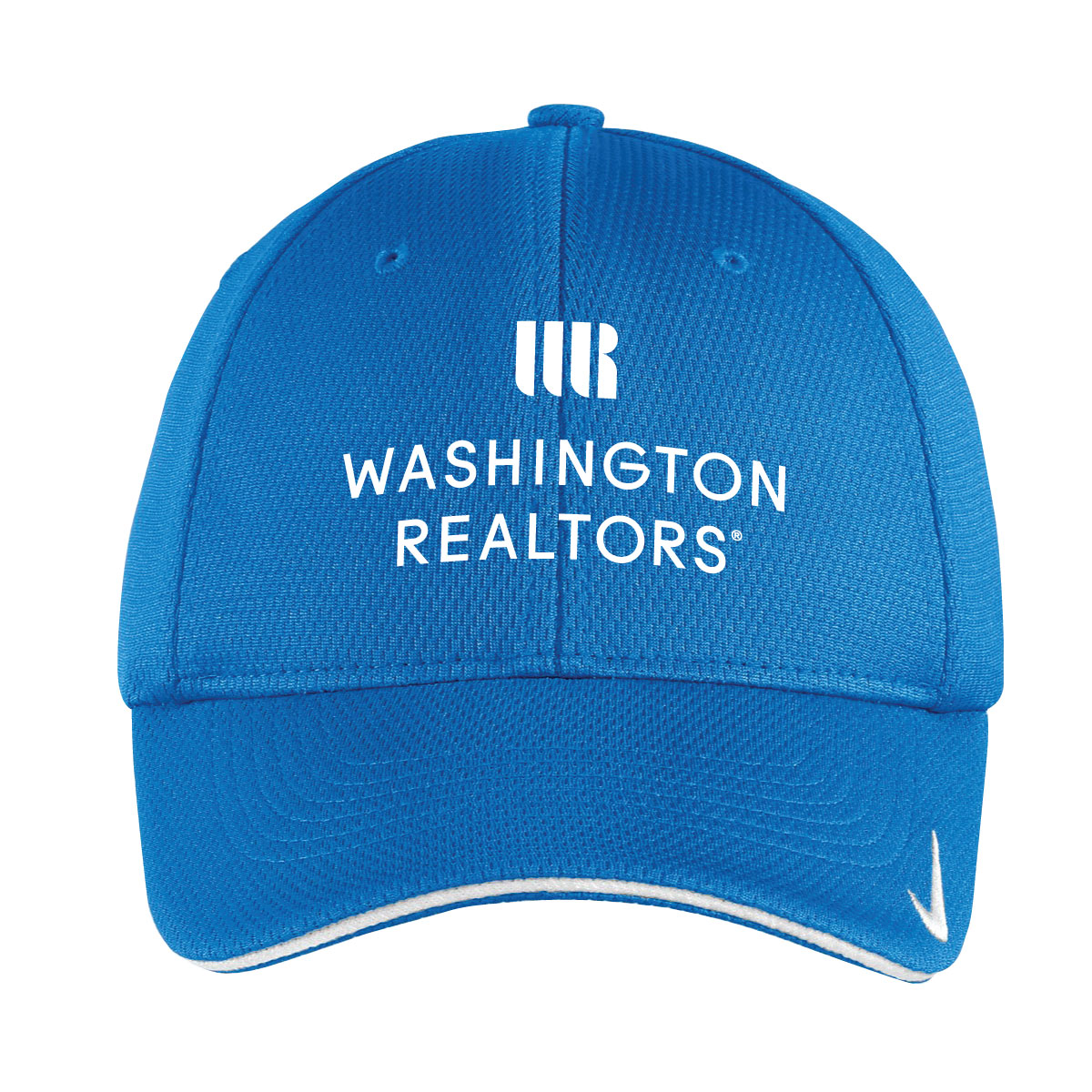 Washington REALTORS® Dri-FIT Mesh Swoosh Flex Sandwich Cap