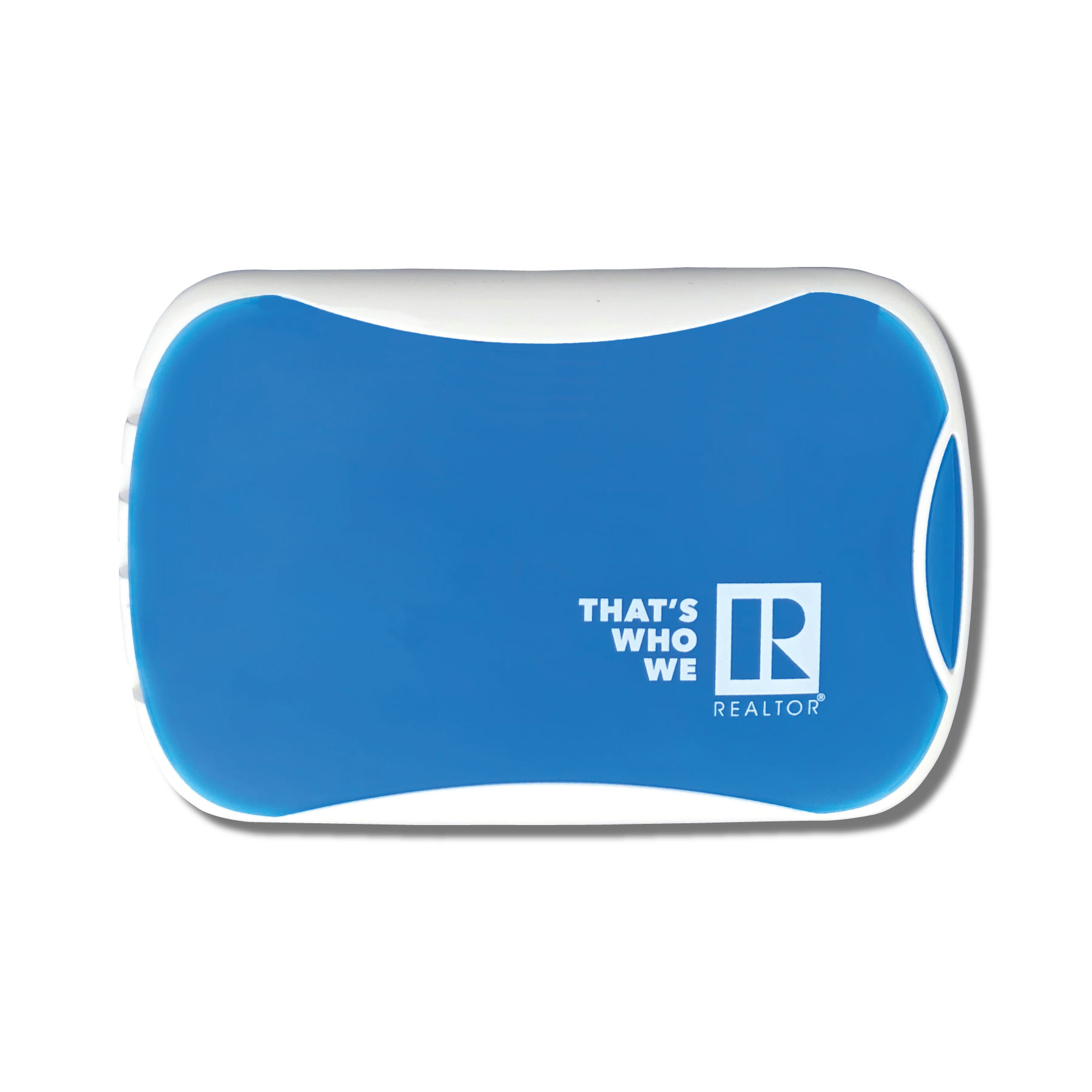 """That's Who We R"" USB Power Bank with Built in Cords (4-in-1) - RTS4749"