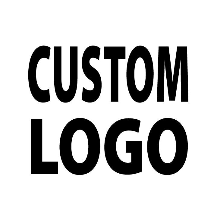 Custom Logo (upload vector artwork)