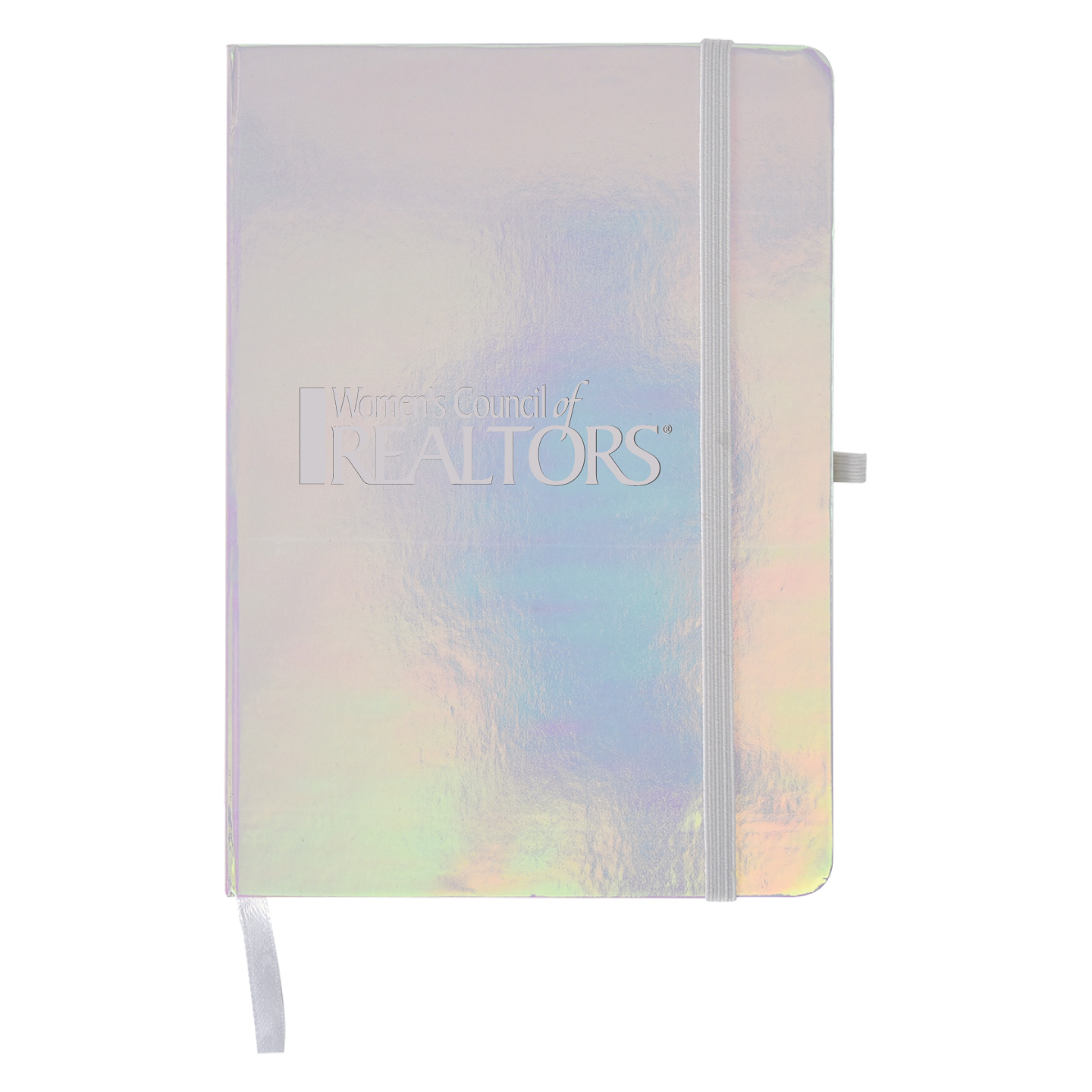 Iris Iridescent Notebook Journals, Journal, Notebook, Paper, Gift, Metallic, Foil, Shiny