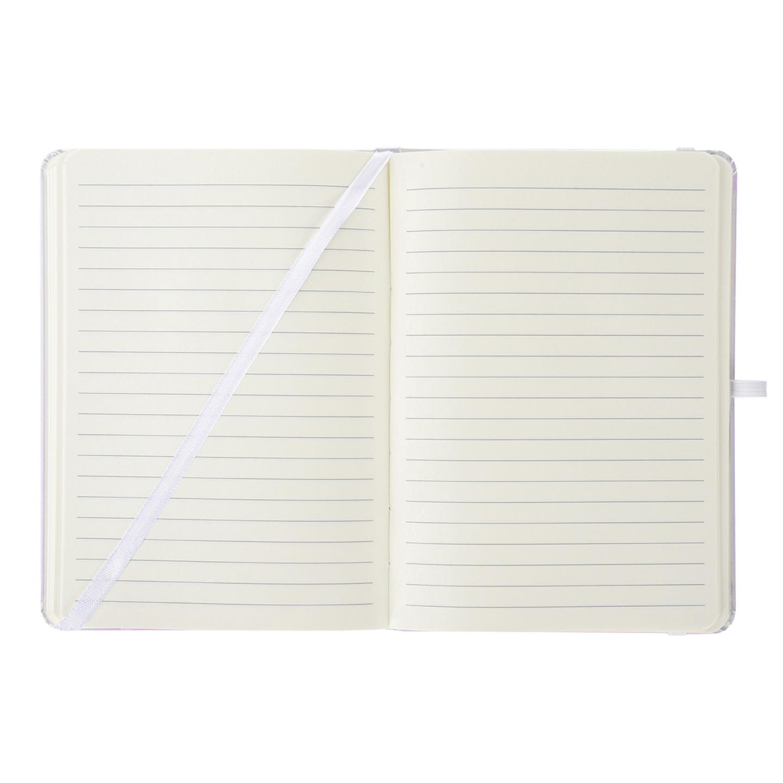 Iris Iridescent Notebook - WCR4357