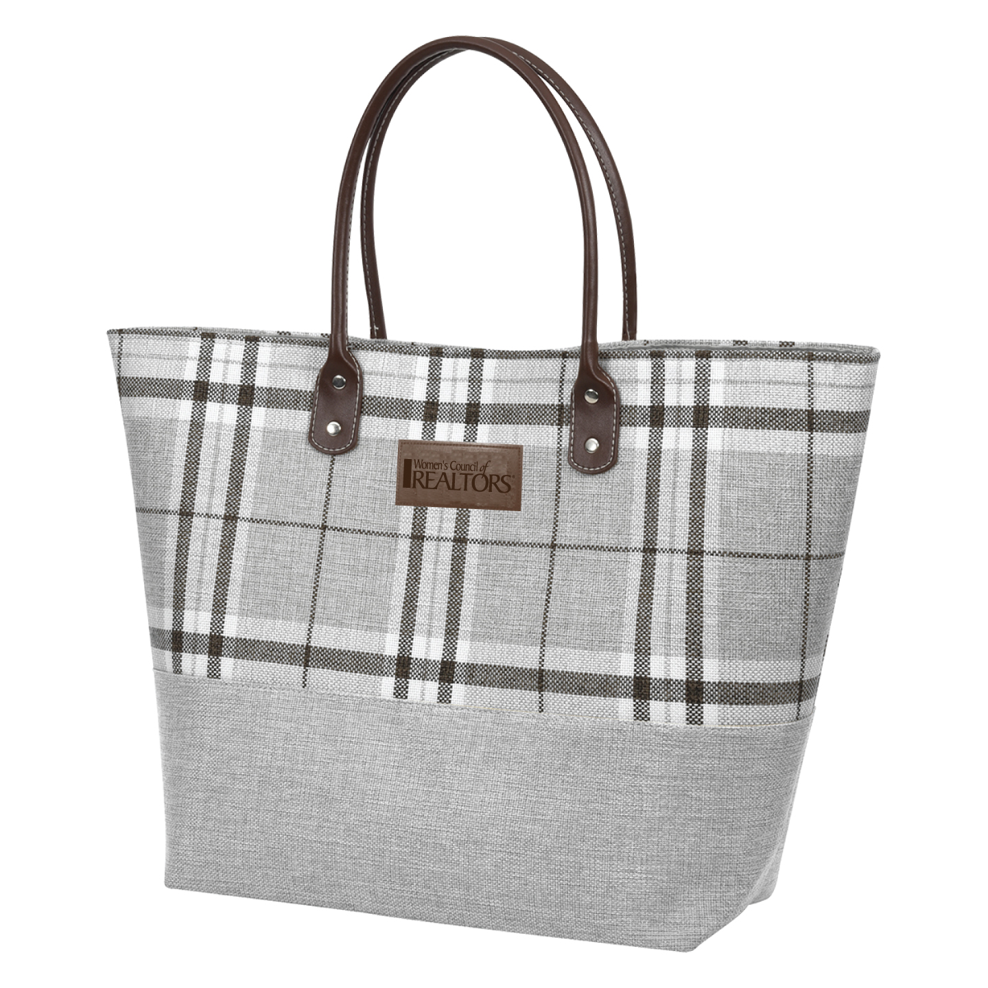 Tartan Tote  Bag, Tote, Purse, Gift, Installment, President. Grocery,